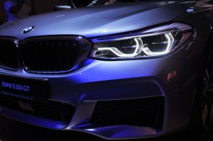BMW 630i Gran Turismo M Sport, Front Grille, Adaptive LED Headlight, Malaysia