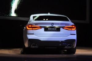 BMW 630i GT M Sport, Rear View, Malaysia