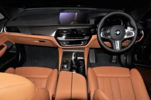 BMW 630i Gran Turismo M Sport, Dashboard, Malaysia 2018