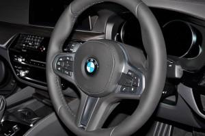 BMW 630i GT M Sport, Steering Wheel, Malaysia