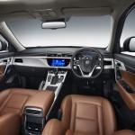 PROTON SUV Interior