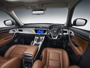 PROTON X70 SUV Interior