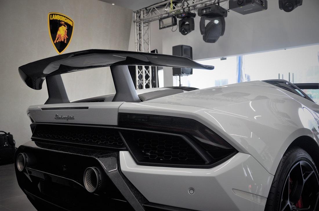 Lamborghini Kuala Lumpur Showroom Malaysia 2018 Autoworld Com My