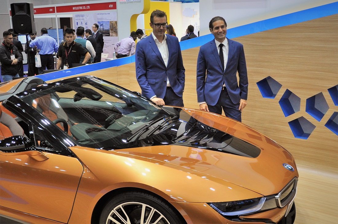 Bmw I8 Roadster Launched At Cepsi 2018 In Malaysia Autoworld Com My