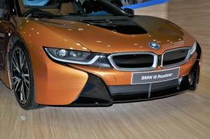 BMW i8 Roadster, Headlights, Malaysia 2018