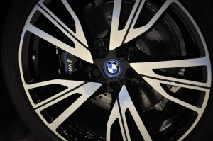BMW i8 Roadster, 20 Inch Light Alloy Wheel, Malaysia