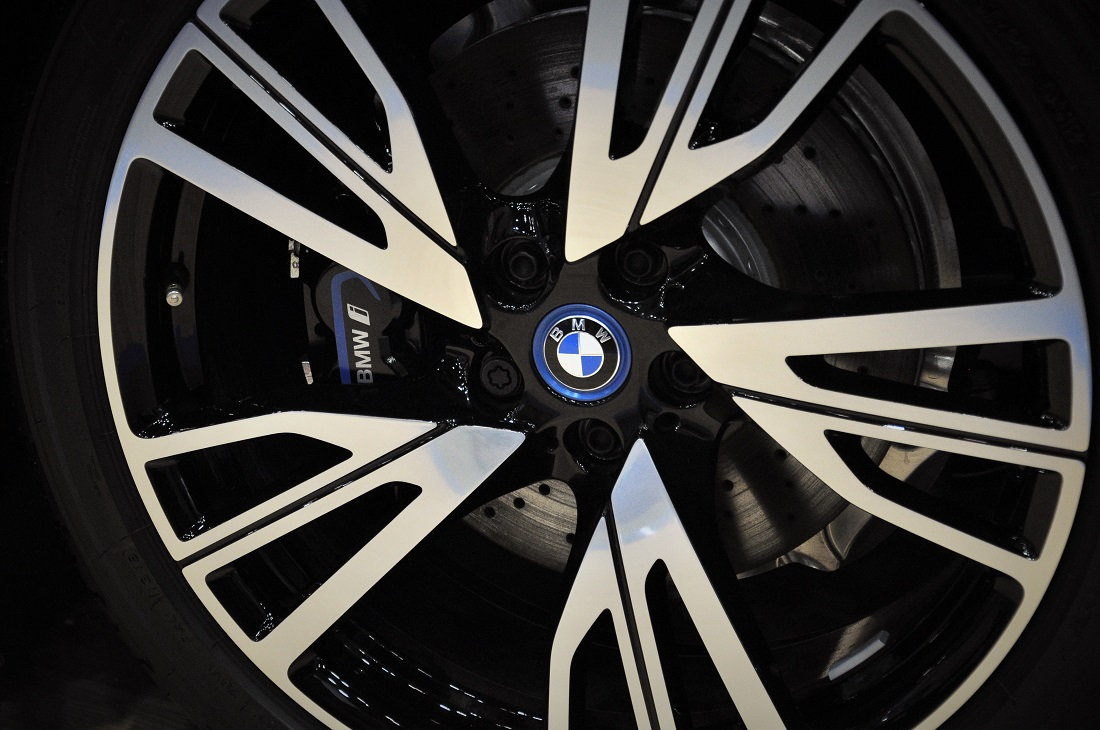 Bmw I8 Roadster 20 Inch Light Alloy Wheel Malaysia Autoworld Com My