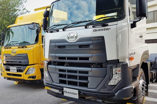 UD Trucks And Tan Chong Industrial Equipment Celebrate 40 Years Of Partnership