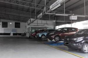 Proton 3S dealership_car service area_Lee Motors_Alor Setar_Kedah