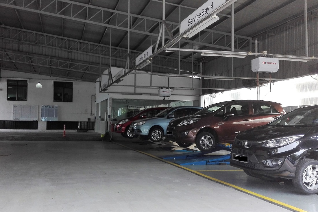 Proton Close To Achieving Target Of 109 3s And 4s Outlets By October 2018 Autoworld Com My