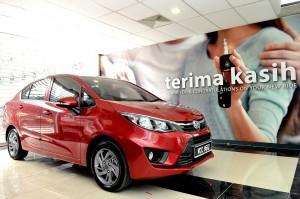 Proton 3S_Atiara Johan_Car delivery bay_Puchong_Selangor