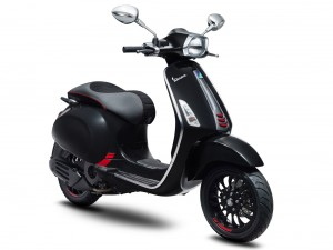 Vespa Sprint Carbon_Black_Limited Edition_Malaysia