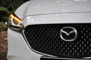 Mazda 6 2.2L Diesel, Front Grille, Malaysia