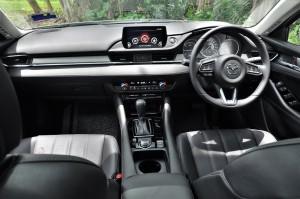 Mazda 6 2.2 SkyActiv-D_Dashboard_Malaysia