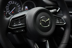 Mazda 6_2.2L Diesel_Steering Wheel_Malaysia_2018