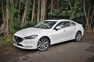 Mazda 6_2.2 Diesel_Front View_Malaysia_2018