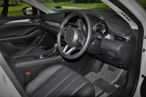 Mazda 6_2.2L Diesel_Cockpit_Malaysia_2018