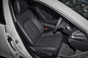 Mazda 6_2.2 Diesel_Front Seats_Malaysia_2018
