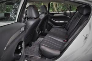 Mazda 6_2.2 Liter Diesel_Rear Seat_Malaysia_2018
