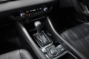 Mazda 6_Centre Console_Malaysia_2018