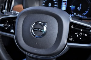 Volvo S90, Steering Wheel, Malaysia
