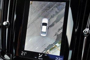 Volvo S90, Surround View Camera, Malaysia