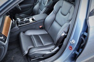 Volvo S90 T8 Inscription Plus, Front Seats, Malaysia