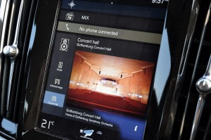 Volvo S90 T8, Touchscreen, Gothenburg Concert Hall Setting, Malaysia