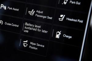 Volvo S90 T8, Touchscreen, Menu Tiles, Malaysia