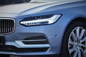 Volvo S90 T8 Twin Engine_Headlight_Malaysia