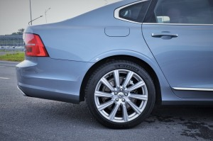 Volvo S90 T8 Twin Engine_Rear Side_Malaysia