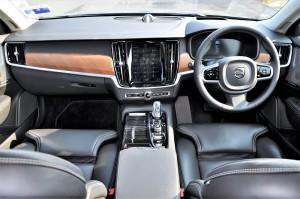 Volvo S90 T8 Inscription Plus_Dashboard_Malaysia
