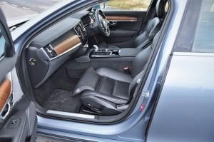 Volvo S90 T8_Interior Front_Malaysia