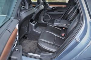 Volvo S90 T8 Inscription Plus_Rear Seats_Malaysia