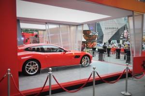 Ferrari Pop-Up Experience, GTC4 Lusso T, Pavilion KL, Malaysia, Naza Italia