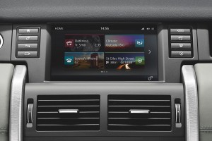 Land Rover Discovery Sport InControl Touch Pro 2018