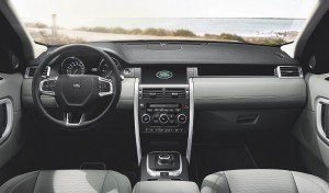 Land Rover Discovery Sport Interior (LHD) 2018