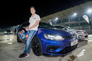Volkswagen Track Day_Jazeman Jaafar_VW Golf R_Sepang International Circuit_Malaysia