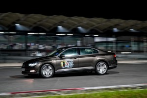 Volkswagen Track Day 2018_VW Passat_Sepang International Circuit_Malaysia