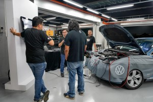 Volkswagen Track Day 2018_Volkswagen CARES_Diagnostics_Malaysia