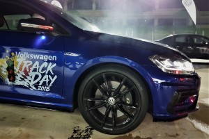 Volkswagen Track Day_VW Golf R_Front Brake_Hot_Sepang International Circuit_Malaysia