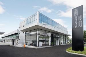 Mercedes-Benz Certified Pre-Owned Centre By Hap Seng Star Kinrara, Bandar Kinrara, Malaysia