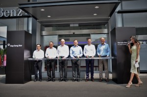 Mercedes-Benz Certified Pre-Owned Centre By Hap Seng Star Kinrara, Launch, Malaysia