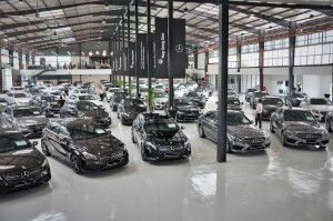 Mercedes-Benz Certified Pre-Owned Centre By Hap Seng Star_Cars On Display_Malaysia 2018