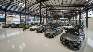 Mercedes-Benz Certified Pre-Owned Centre By Hap Seng Star Kinrara_Used Cars Display_Malaysia