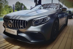 Mercedes-AMG S 63 Coupe, Malaysia