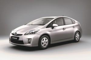 Toyota Prius 1.8 Hybrid 3 quarter front - Malaysia