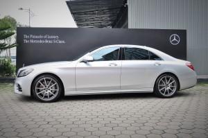 Mercedes-Benz S-Class_450L_Malaysia