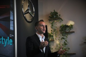 Mercedes-Benz Malaysia_MBM_Mark Raine_Vice President_Sales & Marketing