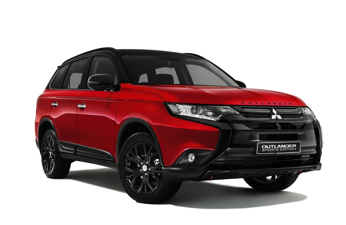 mitsubishi outlander sports edition introduced in malaysia. Black Bedroom Furniture Sets. Home Design Ideas